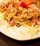 овощ салата Стоковые Изображения RF