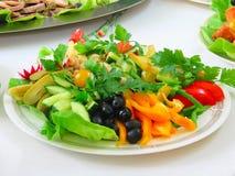 овощ салата Стоковые Изображения