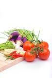 овощ салата еды свежий японский Стоковое Изображение RF