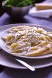 овощ соуса макаронных изделия Стоковое Изображение