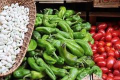 овощ стойки Стоковые Фотографии RF