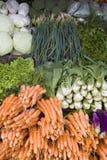 овощ стойки Стоковые Изображения