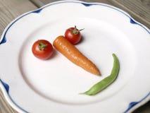 овощ стороны стоковое фото