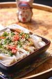 овощ студня тарелок Стоковое Изображение RF