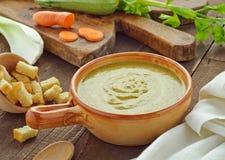овощ супа установки Стоковые Фото