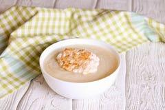 овощ супа цыпленка Стоковые Фото