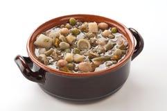 овощ супа Стоковые Фотографии RF