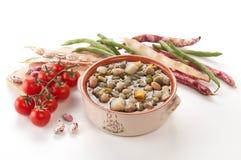 овощ супа Стоковое Изображение