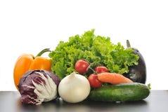 овощ таблицы Стоковое фото RF