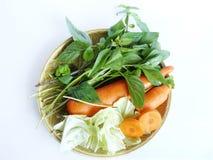 Овощ установленный для еды здорового питания Стоковые Фото