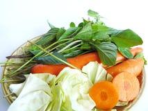 Овощ установленный для еды здорового питания Стоковые Изображения RF