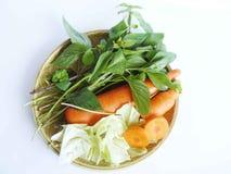 Овощ установленный для еды здорового питания Стоковые Фотографии RF