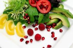 овощ фруктового салата Стоковая Фотография