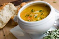 овощ цыпленка casserole Стоковая Фотография