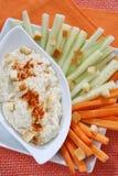 овощ fondue сыра холодный Стоковые Фото