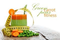 овощ smoothie Стоковые Фотографии RF