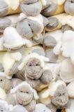 Овца забавляется предпосылка Стоковые Изображения