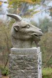 Овцы зодиака Стоковое фото RF