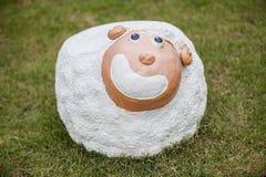 Овцы улыбки Стоковое фото RF