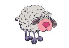 овцы бесплатная иллюстрация