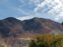 Огден, горы Юты стоковое изображение rf