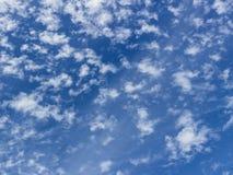 Оглушать небо стоковое фото rf