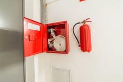 Огнетушитель и жидкостный огнетушитель Стоковое фото RF