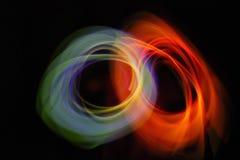 Огонь & вода Стоковое Изображение RF