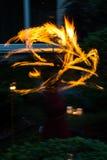 Огонь, волшебство и тайна стоковое фото