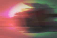Огонь и газ нерезкости Стоковые Фотографии RF