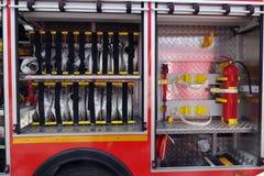 Огонь оборудования assisi стоковые фотографии rf