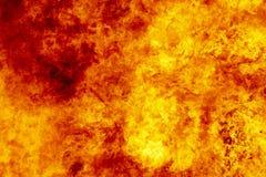 Огонь пылает деталь Аварийная ситуация пожарного Излучение углерода стоковое фото