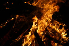 Огонь Стоковые Изображения