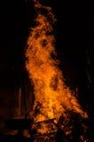 Огонь стоковая фотография rf