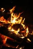Огонь Стоковое Изображение