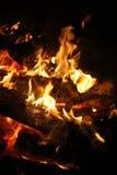 Огонь стоковые фотографии rf