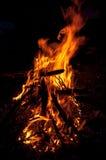 Огонь Стоковое Изображение RF