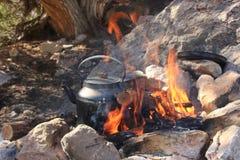 Огонь Стоковое Фото