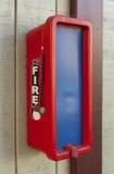 Огонь Extingusher Стоковые Изображения RF