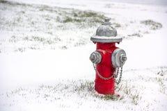 Огонь Hidrant стоковые фотографии rf