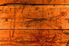 Огорченная деревянная предпосылка планки Стоковые Фото