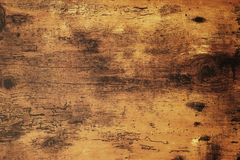 Огорченная затрапезная шикарная деревянная текстура предпосылки стоковая фотография rf