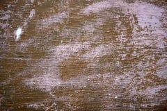 Огорченная коричневая розовая стена 1 Стоковые Изображения