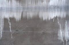 Огорченная почищенная щеткой стена Стоковая Фотография RF