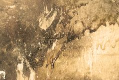 огорченная стена Стоковые Фотографии RF