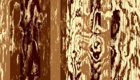 огорченная текстура взгляда grunge старая деревянная Стоковая Фотография