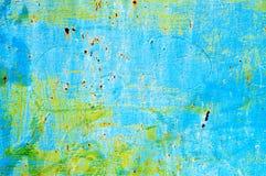 Огорченная текстура краски Стоковые Изображения RF