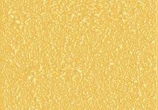 Огорченный grunge, элемент дизайна текстуры шума Желтая и белая предпосылка вектора Стоковое фото RF