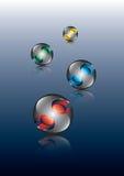 логосы Стоковое фото RF