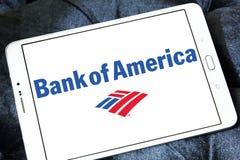 логос банка америки Стоковые Фотографии RF